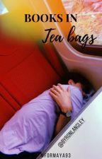 Books in Tea bags | Byron Langley by MforMaya93