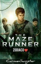 Zodiaco Maze Runner ♥ by -greyqueen-