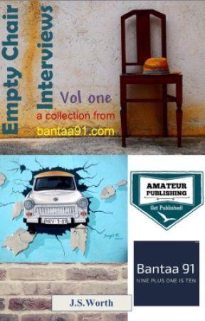 Empty Chair Interviews: Volume 1 - Poison Ivy - Wattpad