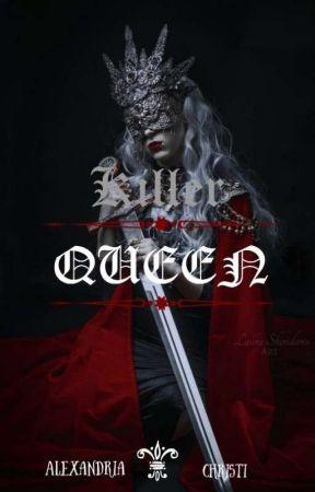 Killer Queen by AlexandriaChristi