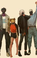 Here Comes The Sun (My Hero Academia x Tokyo Ghoul x Male Reader) by psymin-