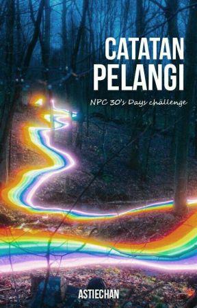 Catatan Pelangi by AstieChan