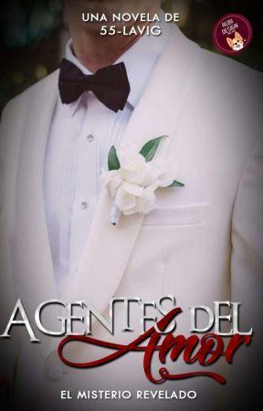 Agentes del Amor © {WOWAwards 2k19} by 5S-Lavig