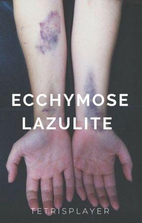 Ecchymose lazulite by tetrisplayer
