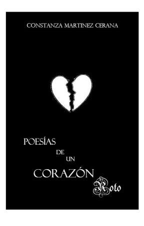 Poesía de un corazón roto by conicaro0914