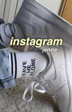instagram || jenzie by -sishtar