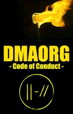 DMAORG - Code of Conduct by OhMyEmmah