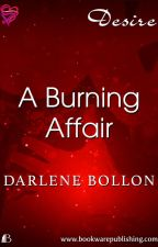 A Burning Affair - Published under Bookware Pub by darnellij