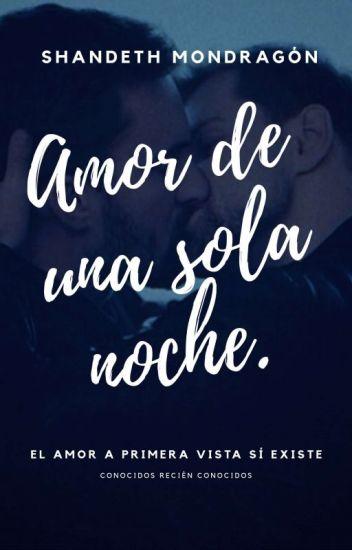 """""""Amor de una sola noche""""🌙"""