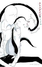 slenderman x oc (lilith) suicidal by Luna_Woodsman_14