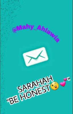 sarahah Stories - Wattpad