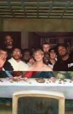 The brockhampton group chat by urlocalwinemom