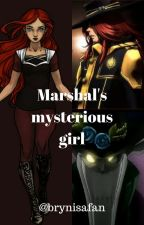 Marshal's Mysterious Girl (D.Gray-man) by brynisafan