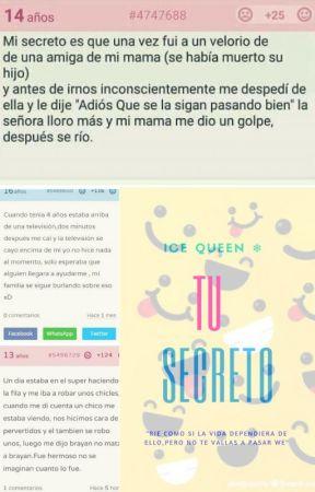Tu Secreto #TS by Small_Lina