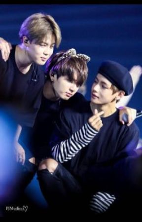 The Maknae Line  by taehyungsnation