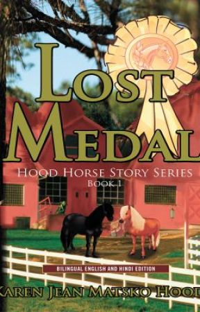 Lost Medal by KarenJeanMatskoHood