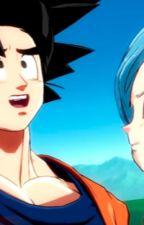 El Amante - Goku & Bulma by sabin983