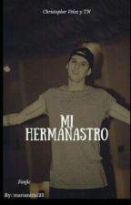 """Mi hermanastro"" (Christopher velez y tu) by marianitis123"