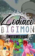 ✨❝ Zodiaco ❞ DIGIMON✨ by HijadelaNieve