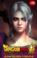 La hija de Goku y Caulifla +18 by HeraldoNegro