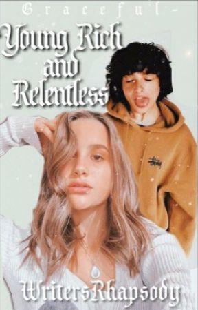 Young Rich And Relentless Finn Wolfhard Annie Leblanc Flirting