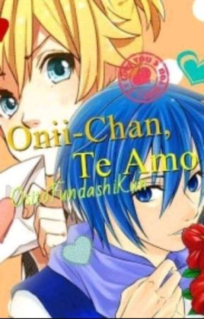 Onii-chan Te Amo by amoelyaoi2