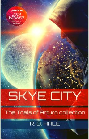 Sky City: The Rise of an Orphan - Part 1 (2017 edition of the Watty winner) by Riksta10001