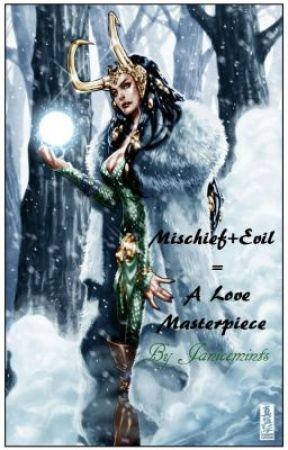 Mischief + Evil = A love masterpiece by janicemints