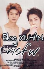 Blog XIUHAN: NSFW (+18) by xiuminlove1