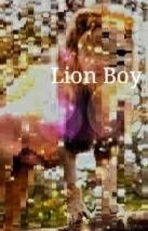 Lion Boy by PrinceDamonWolf