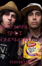 Emo gay band oneshots *smut* by phanbelike