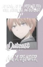 Outcast (An Asano Gakushuu X Reader FF) by Aphfilia