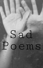 Sad Poems by atmillionstars
