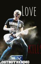 Love Kills (Luke Hemmings) by lostboyhemmo