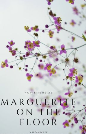 Marguerite on the floor; YM by noviembre23