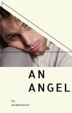 An Angel ** MUKE by zombiemukeaf