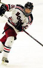 The Hockey Boy Stole My Heart by mylifeinwords20