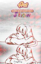 Art Show!! by GlowingBananaZ