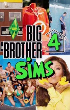 Big Brother 4 Meet The Cast Wattpad