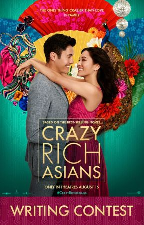 The Crazy Rich Asians Short Story Contest [CLOSED] by Romance