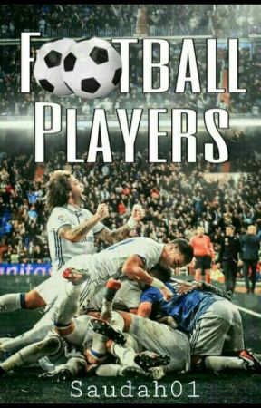 Football Players  by Saudah01