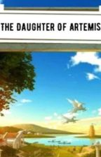 The daughter of Artemis by Beyawolf