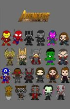 If Avengers Infinity War Characters Had Twitter by ArcticFox2007