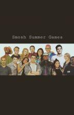 Smosh Summer Games! by jennyjenklns