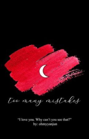 too many mistakes; lin yanjun by ohmyyanjun