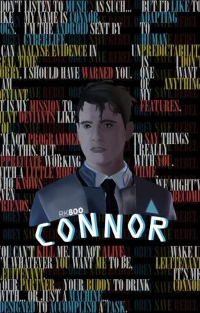 Detroit: Connor by laylaaddam