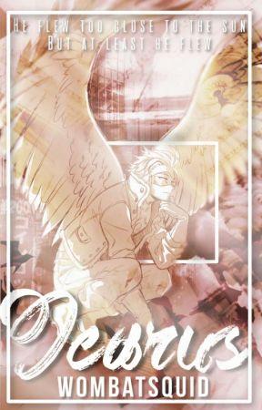 ICARUS - Hawks x Reader  by WombatSquid