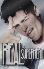 Real Superhero [PETER PARKER AU] by rossbutler