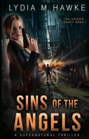 SINS OF THE ANGELS (Grigori Legacy #1) by LindaPoitevin