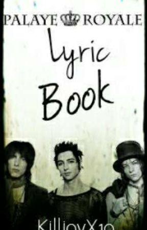 palaye royale lyric book warhol album boom boom room side a wattpad